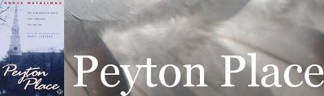 Peyton Place (ang). Portada