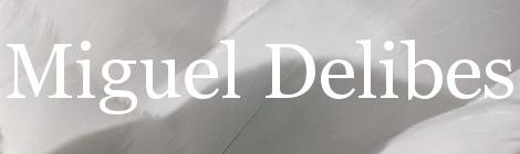 Miguel Delibes. Portada