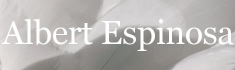 Albert Espinosa. Portada