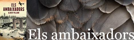 Els ambaixadors. Portada