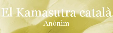 El Kamasutra català. Portada