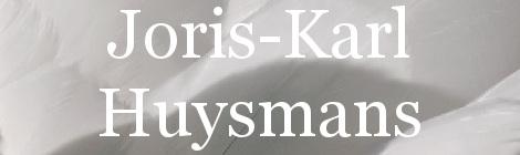 Joris-Karl Huysmans. Portada