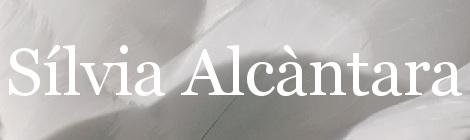 Sílvia Alcàntara. Portada
