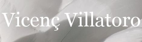 Vicenç Villatoro. Portada