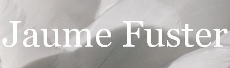 Jaume Fuster. Portada