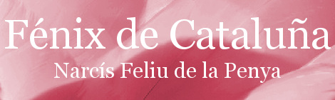 Fénix de Cataluña. Portada