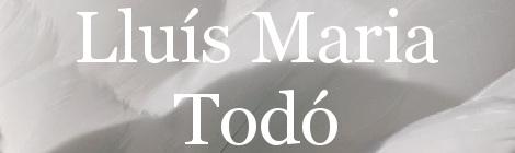 Lluís Maria Todó. Portada