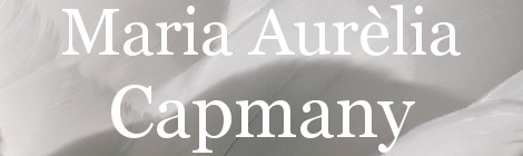 Maia Aurèlia Capmany. Portada