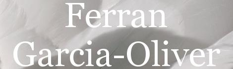 Ferran Garcia-Oliver. Portada