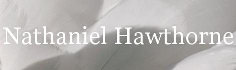 Nathaniel Hawthorne. Portada