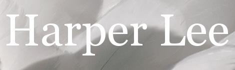 Harper Lee. Portada