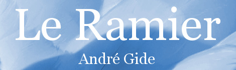 Le Ramier. Portada