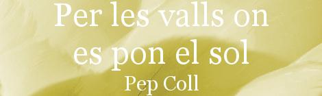 Valls sol. Portada