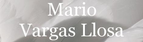 Vargas Llosa. Portada