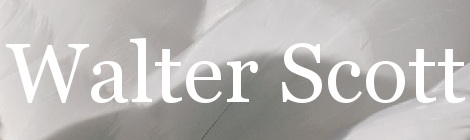 Walter Scott. Portada