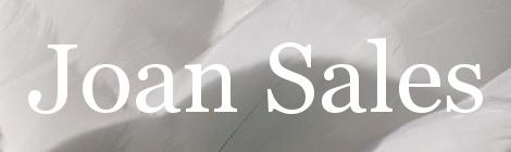 Joan Sales. Portada