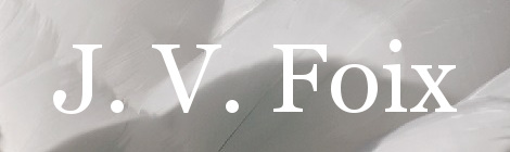 J.V. Foix. Portada