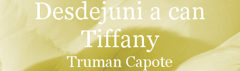 Tiffany. Portada