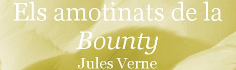 Bounty. Portada
