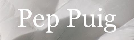 Pep Puig. Portada