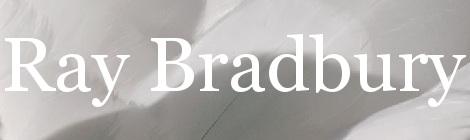 Ray Bradbury. Portada