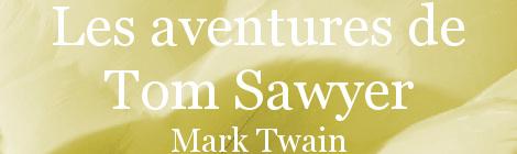 Les aventures de Tom Sawyer. Portada