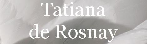 Tatiana de Rosnay. Portada