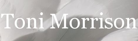Toni Morrison. Portada