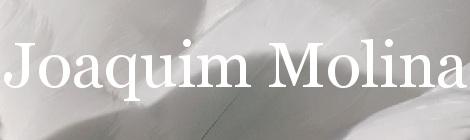Joaquim Molina. Portada