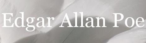 Edgar Allan Poe. Portada
