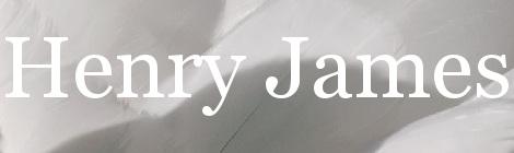Henry James. Portada