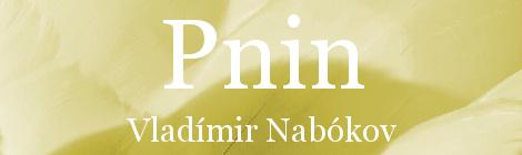 Pnin. Portada