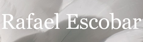 Rafael Escobar. Portada