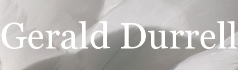 Gerald Durrell. Portada