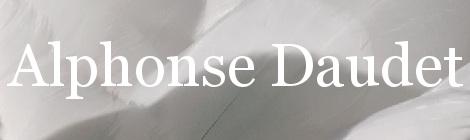 Alphonse Daudet. Portada