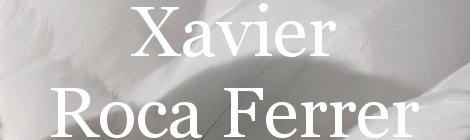 Xavier Roca Ferrer. Portada