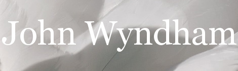 John Wyndham. Portada