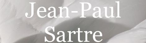 Sartre. Portada
