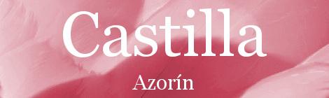 Castilla. Portada