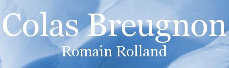 Colas Breugnon. Portada