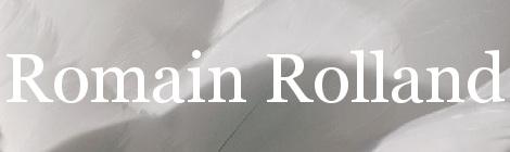 Romain Rolland. Portada