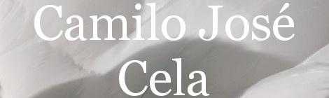 Camilo José Cela. Portada